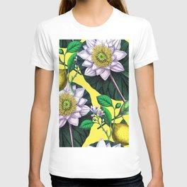 Vintage Lotus + Lemons T-shirt