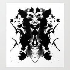 Classy Ink Art Print