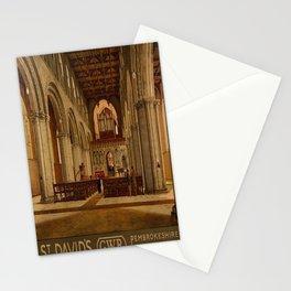 Retro St Davids Stationery Cards