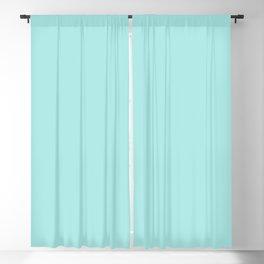 Seafoam Blue Blackout Curtain