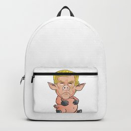 Donald Trumpig Backpack