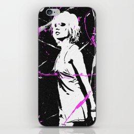 Debbie Harry Punk'D iPhone Skin