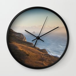 Lost Coast Wall Clock