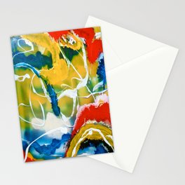 Trifecta Stationery Cards