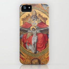 Cologne Cathedral - Altar of the Poor Clares iPhone Case