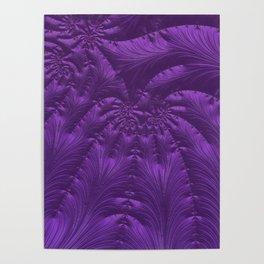 Renaissance Purple Poster