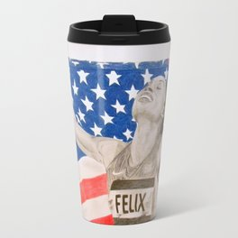 Allyson Felix Travel Mug