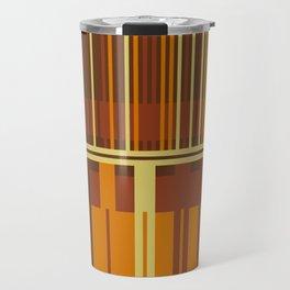 Two halves Travel Mug