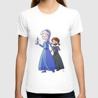 frozen T-shirts featuring Frozen by Kaori