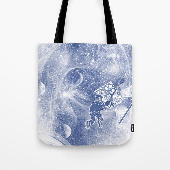 Quantum Mechanic Tote Bag