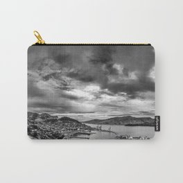 Lyttelton Harbour Skies Carry-All Pouch