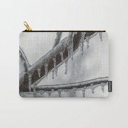 Icy Branch Carry-All Pouch