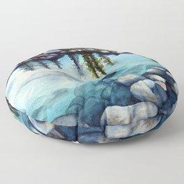 Tahoe Floor Pillow