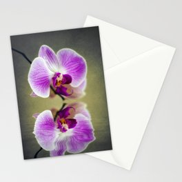 Orchid Reflections Stationery Cards