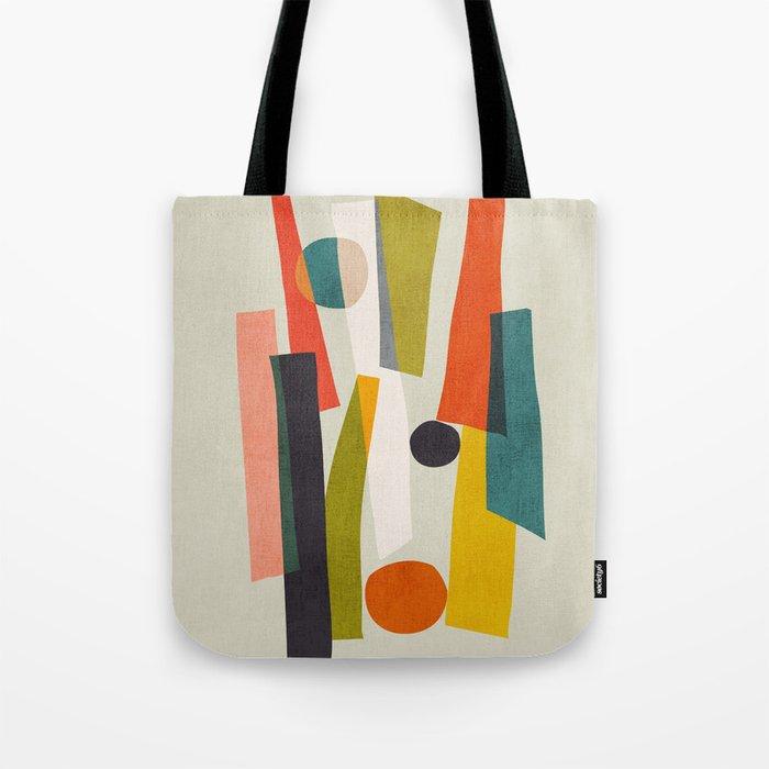 Sticks and Stones Tote Bag