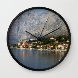 Kotor 2 Wall Clock
