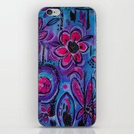 In the Garden #6 iPhone Skin