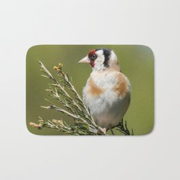 Goldfinch Bath Mat
