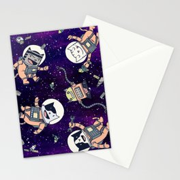 CatStronauts Stationery Cards