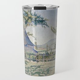 Comblat-le-Château, the Meadow Travel Mug