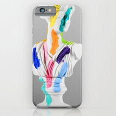 A Grecian Bust With Color Tests Slim Case iPhone 6s