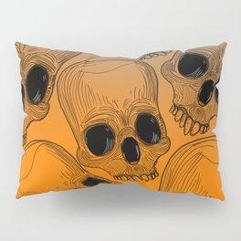 Multitude of Skulls Pillow Sham
