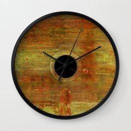 Floppy 2 Wall Clock