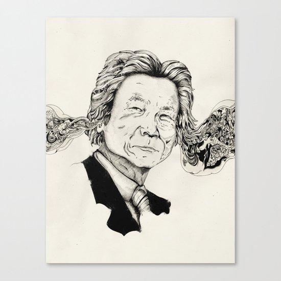 Mr. Junichiro Koizumi  Canvas Print