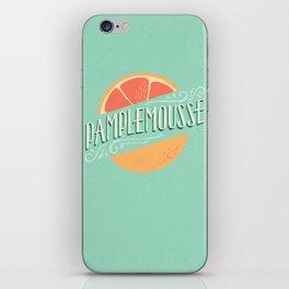 Pamplemousse (Grapefruit) iPhone Skin