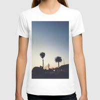 san diego T-shirts featuring Old Town, San Diego by George Elder
