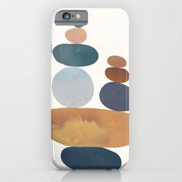 Balancing Stones 31 iPhone Case