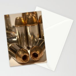 Hollow points Stationery Cards