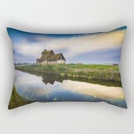Fairfield Church Rectangular Pillow