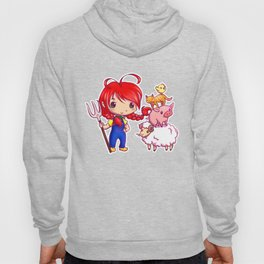 Lotje and the farm animals Hoody
