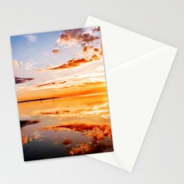 Outer Banks Sunset #1 Stationery Cards