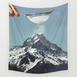 Sifted Summit Wall Tapestry