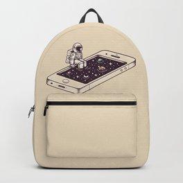 Dip in Backpack