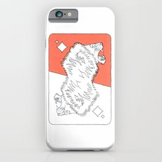 Lion Card Slim Case iPhone 6s