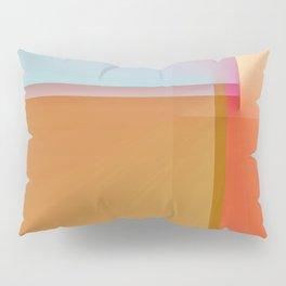 Fibonacci Sunset 1 Pillow Sham