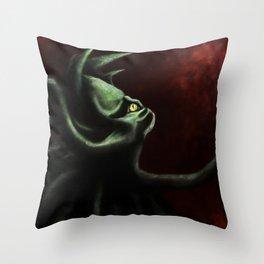 Shoggoth of Cthulhu Throw Pillow