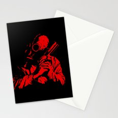 Red Dawn Stationery Cards