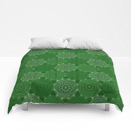 Op Art 45 Comforters