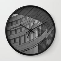architecture Wall Clocks featuring Architecture by DuniStudioDesign
