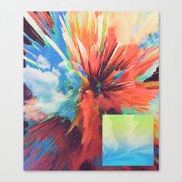 Wildfire Canvas Print
