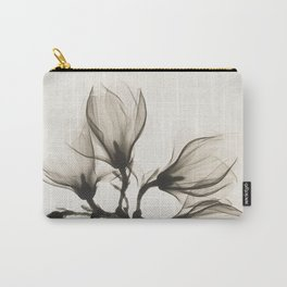 Magnolia Branch X-Ray Vintage Photo Carry-All Pouch