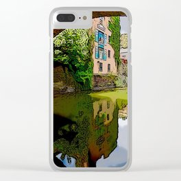 Chesapeake and Ohio Canal Clear iPhone Case