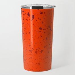 Trail Status / Orange Travel Mug
