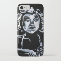 selena gomez iPhone & iPod Cases featuring Selena Kyle by JezRebelle