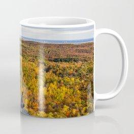 Looking at Autumn Coffee Mug