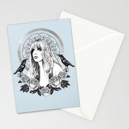 Stevie Nicks Angel Of Dreams Stationery Cards